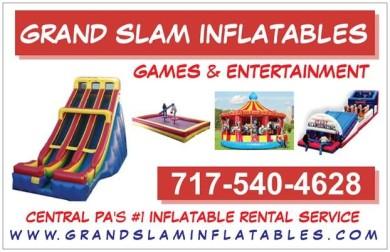 Balloon Capital USA - Grand Slam Inflatables